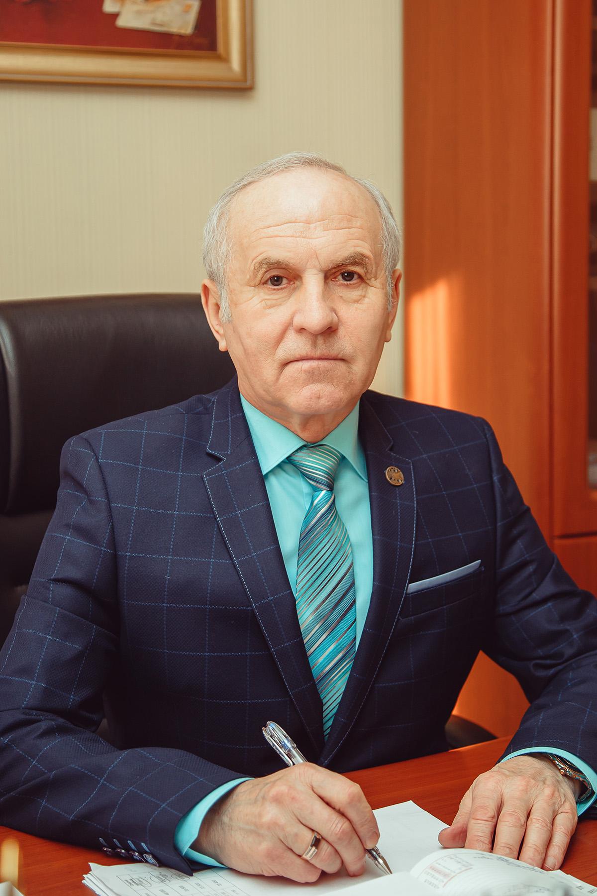 Ананьев Евгений Михайлович
