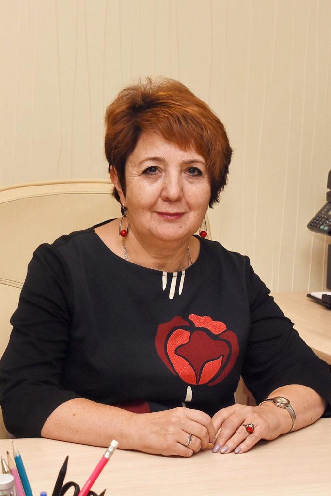 Балакина Анна Анатольевна