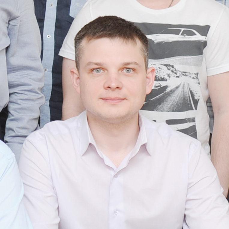 Прасолов Виктор Анатольевич.