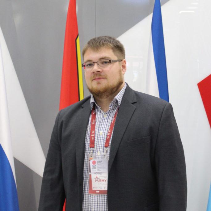 Денис Сергеевич Руднев