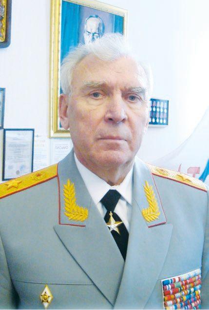 Михаил Алексеевич Моисеев