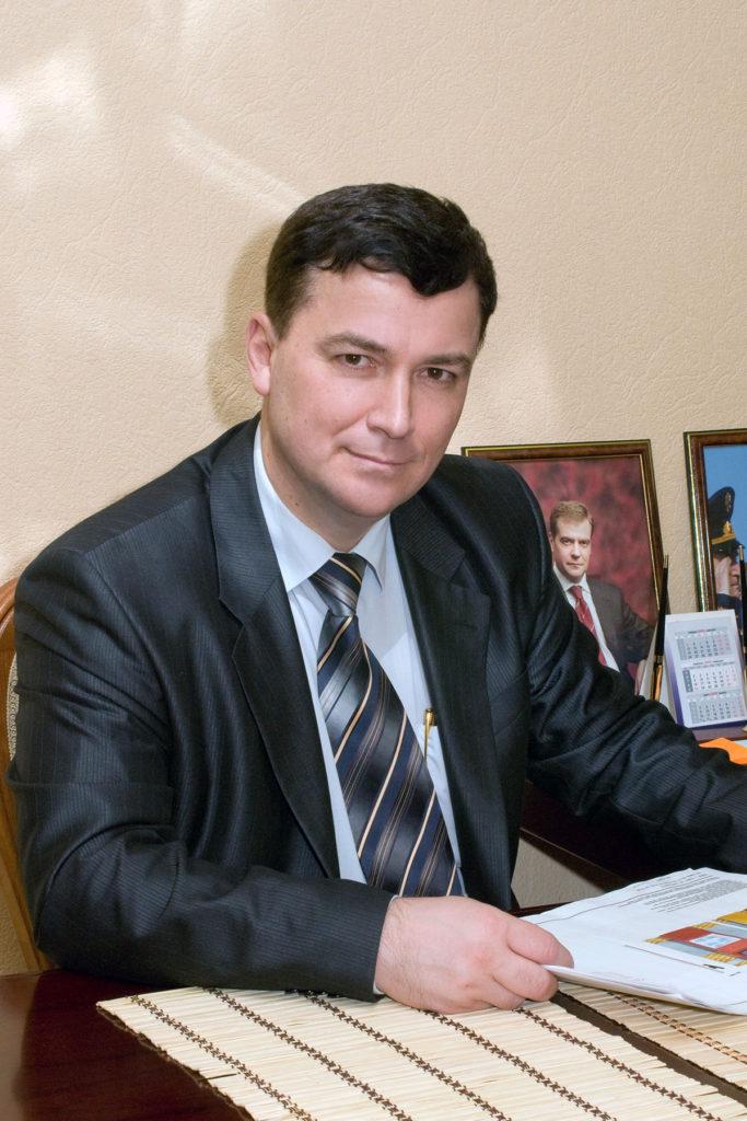Атакищев Олег Игоревич