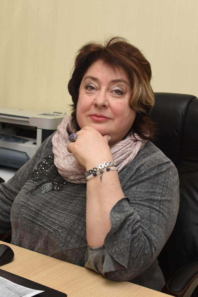 Дергачева Ирина Ростиславовна